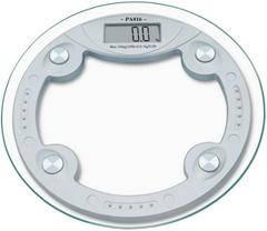 Electronic bathroom scale PA816O 180kg