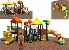 儿童大型組合滑梯