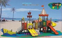 幼儿園組合滑梯