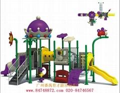 儿童滑梯玩具