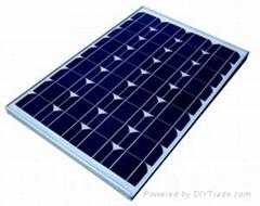 120W單晶太陽能電池板