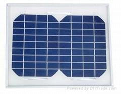 5W单晶太阳能电池板