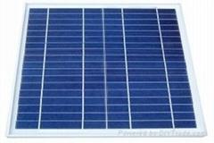190W多晶太陽能電池板