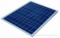 65W单晶太阳能电池板