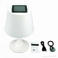 太阳能低碳台灯