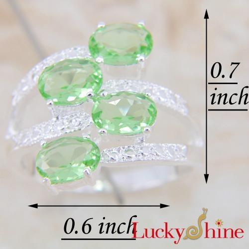 果绿石戒指 1