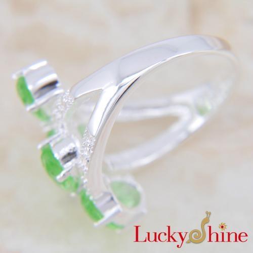 果绿石戒指 2