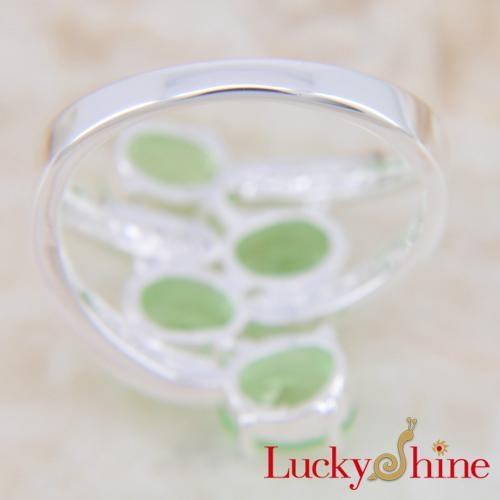 果绿石戒指 3