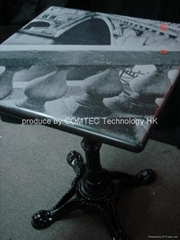 Granite Stone Table