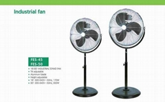 Industrial stand fan