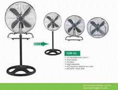 """18"""" industrial fan(3 in 1) model"""