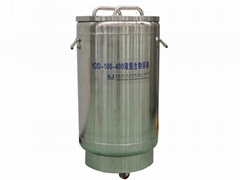 stainless steel dewar