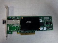 HP  AJ762A 8Gb 單端口 PCIe 光纖卡 (AJ762A)