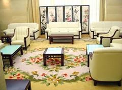 块毯编织地毯