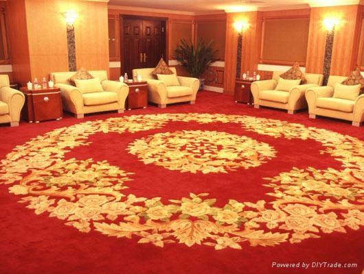 羊毛地毯 3