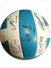 PVC promotional volleyball