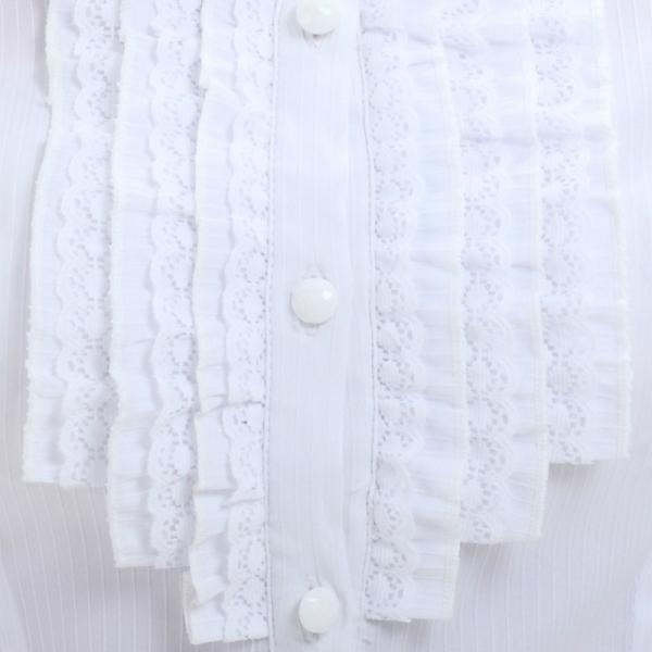 freeship! women easycare , white, purple,gray business clothing 4