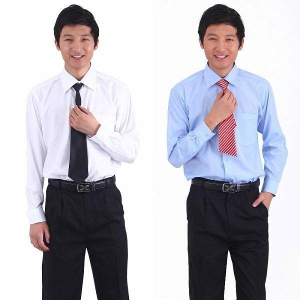 Freeshipment!male autumn business shirts . 1