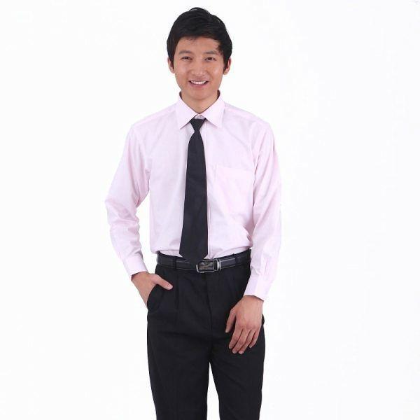 Freeshipment!male autumn business shirts . 3