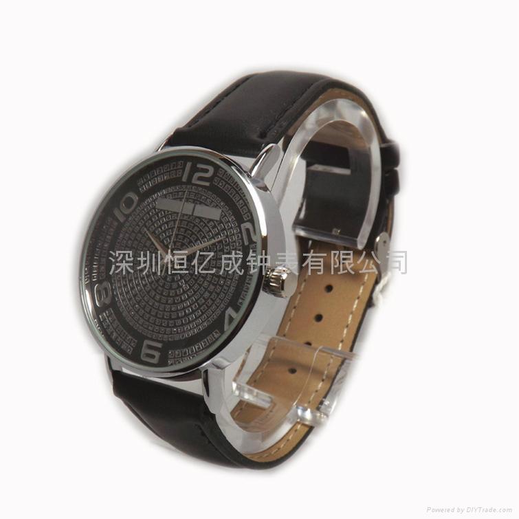 时尚合金礼品手表 3