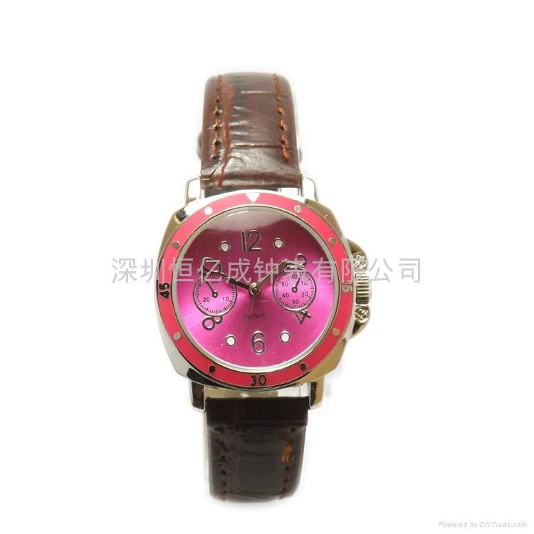 时尚女士手表 3