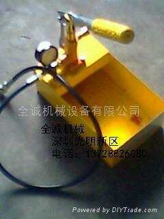 供应电动式模具试水机 2