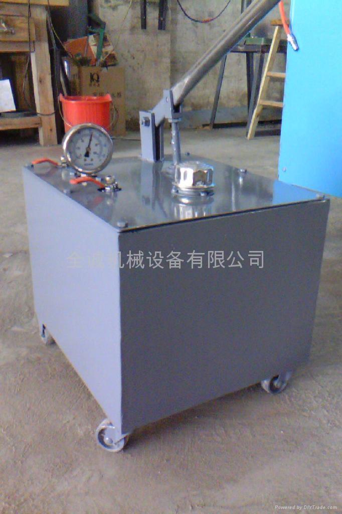 供应电动式模具试水机 3