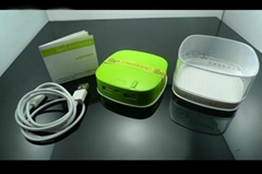 colorful 6000mAh mobile power charger for your iphone,ipad,tablet,camera