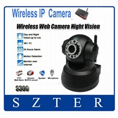 NEW Wireless IP Webcam Camera Night Vision 11 LED WIFI Cam