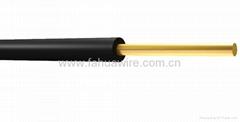 VDE H05V-U PVC Insulated Solid Copper Core Electric Wire