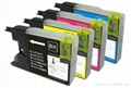 12 x INK LC40 LC73 LC77 XL for BROTHER