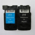 4 x INK CARTRIDGE for CANON 210XL +