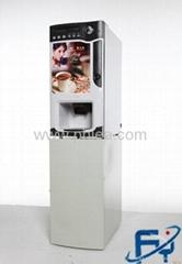 Self-service coffee machine
