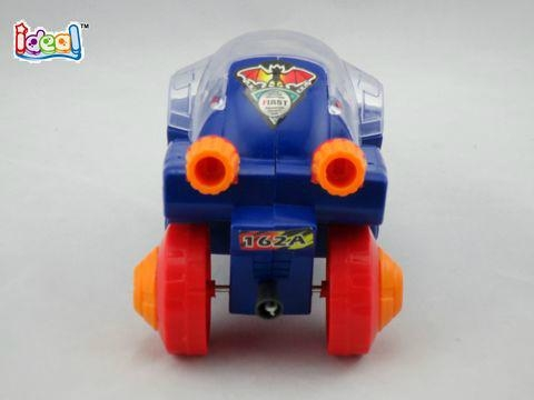 PULL LINE CAR WITH CANDY TIN  5