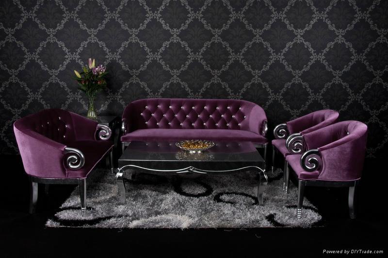 欧式新古典沙发 - 佳典