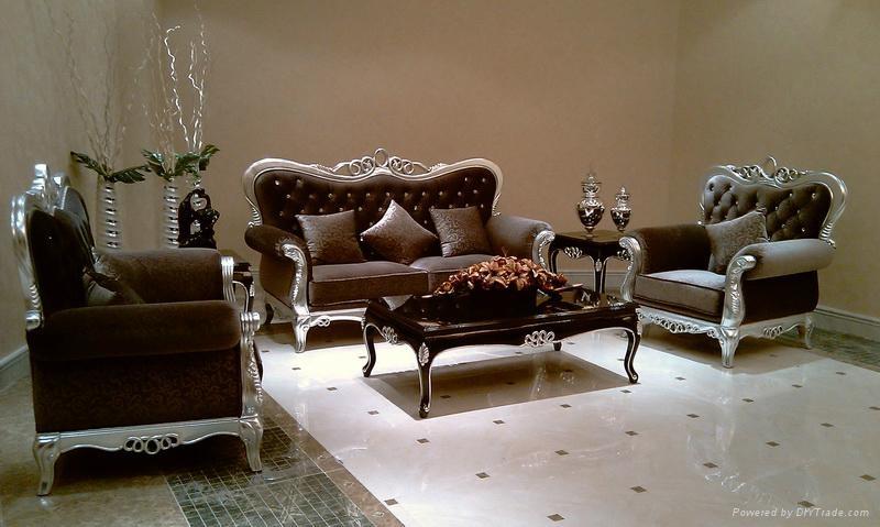 欧式新古典沙发 5