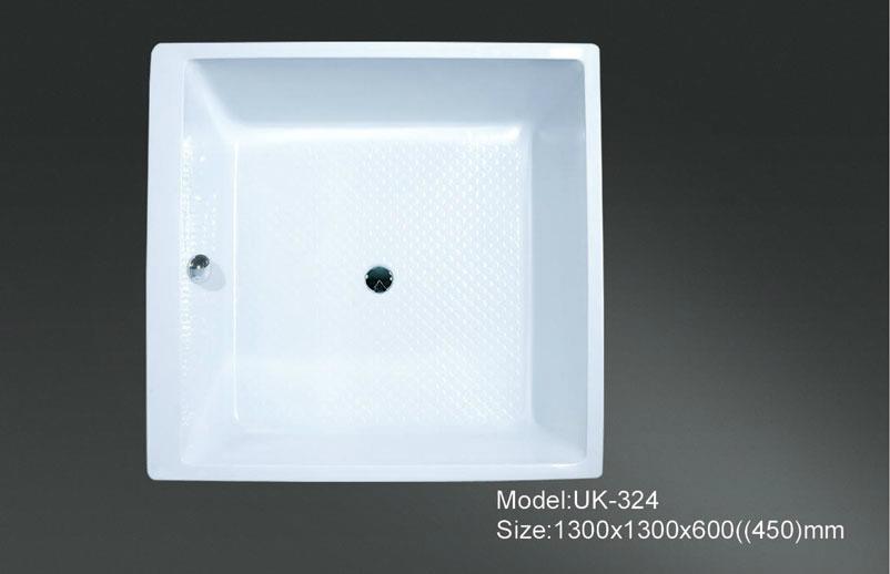 square built-in Bathtub - uk-324 - usakang (China ...