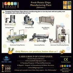 Fresh Potato chips production line