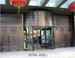 豪华酒店铜门