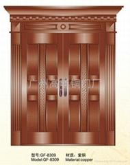 銅鋼福銅門質量好口碑好