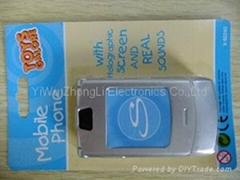 Mini Music Mobile phone with board