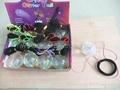 45mm  Flashing glitter  Bounce Bouncing