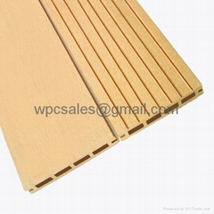 Wood-Plastic Composite Decking