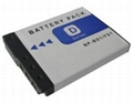 Replacement Digital Camera Battery for SONY NP-BD1