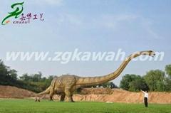 电动程控恐龙