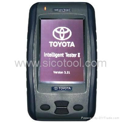 TOYOTA Intelligent Tester2 IT2 With Suzuki 1