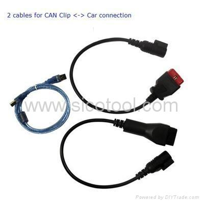 Renault Can Clip V120 Diagnostic Interface 3