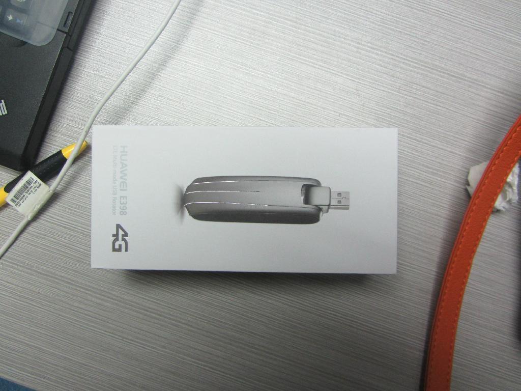 Unlocked HuaWei E398 4G LTE test special Modem 100Mbps 100M FDD Wireless USB Mod 2