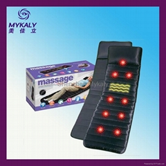 High Quality Vibration Heating Massage Mattress