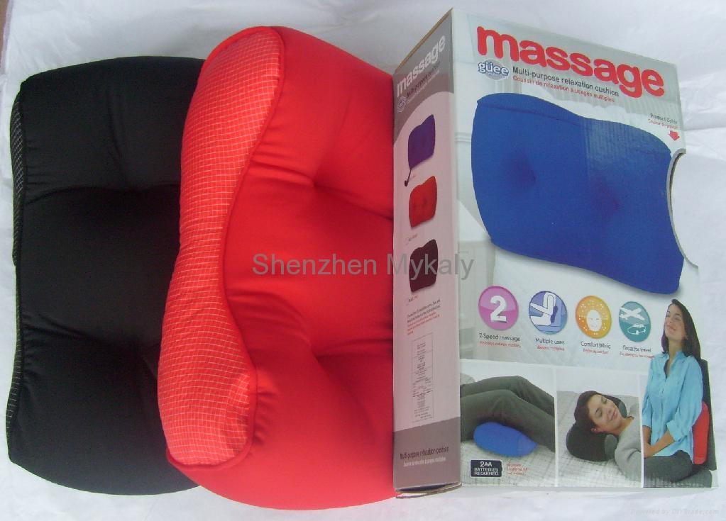 Square Electric Massage Pillow 5